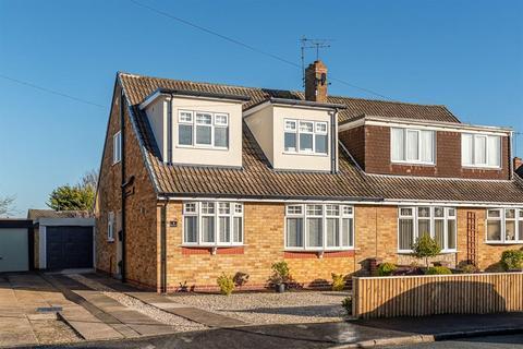 4 bedroom semi-detached house for sale - Beech Avenue , Beverley , East Yorkshire, HU17 9QZ
