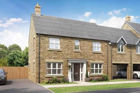 4 bedroom end of terrace house for sale - Plot 360, The Lidstone at Hanwell Chase, Warwick Road OX16