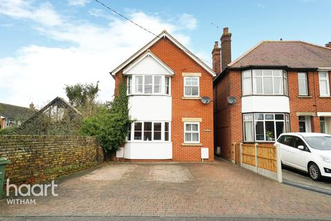 3 bedroom detached house for sale - Chalks Road, Witham