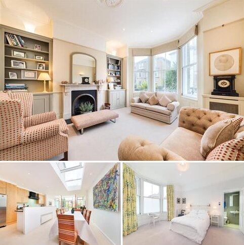 5 bedroom semi-detached house for sale - Brodrick Road, London, SW17