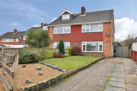 3 bedroom semi-detached house for sale - BEAUFORT AVENUE, FAREHAM