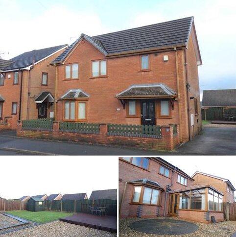 3 bedroom semi-detached house to rent - Riley Avenue, Stoke-on-Trent, ST6 7DU
