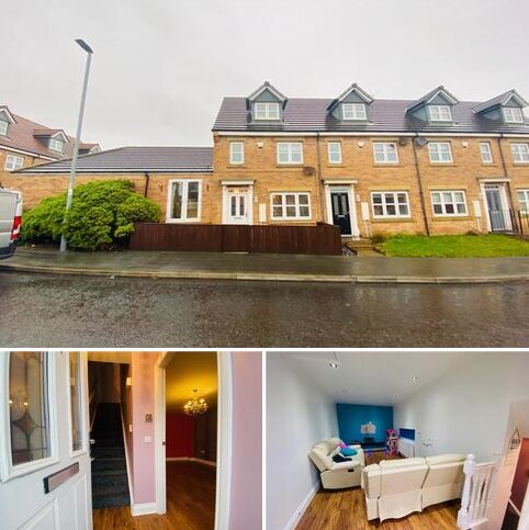 4 bedroom townhouse to rent - Mappleton Drive, Seaham, Co. Durham, SR7