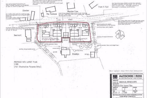 Land for sale - Bryn Eglwys, Corwen