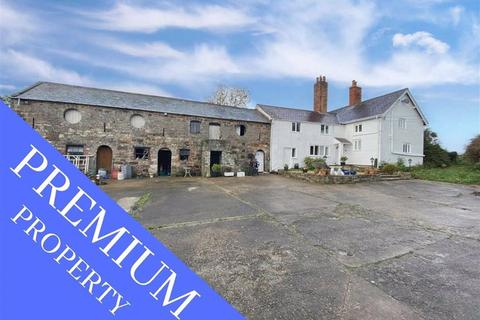5 bedroom farm house for sale - Nercwys Road, Nercwys, Flintshire
