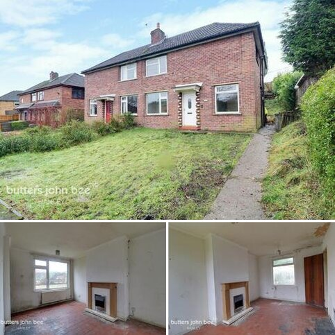 3 bedroom semi-detached house for sale - Newchapel Road STOKE-ON-TRENT ST7 4SG