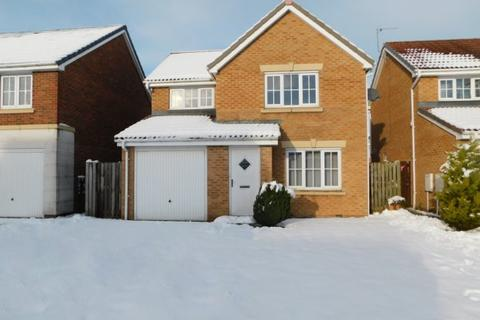 3 bedroom detached house for sale - FENWICK WAY, CONSETT, DURHAM CITY : VILLAGES WEST OF