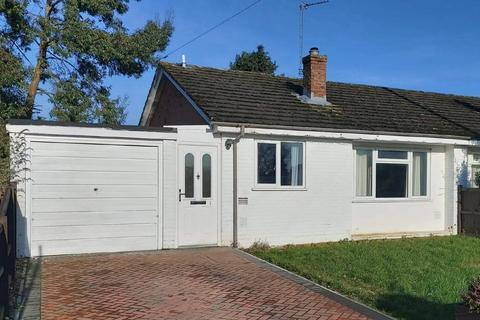 2 bedroom semi-detached bungalow for sale - Featherstone Court, Toftwood