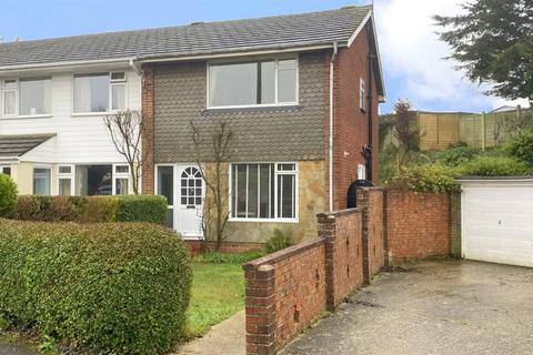 3 bedroom end of terrace house for sale - Abbotts View, Sompting, West Sussex, BN15