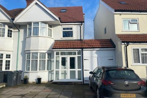 4 bedroom semi-detached house to rent - Stratford Road, Hall Green