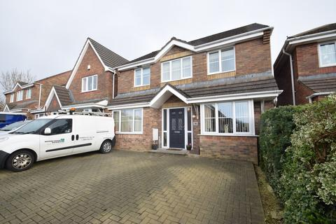 4 bedroom detached house for sale - 36 Ffordd Y Groes, Broadlands, Bridgend, Bridgend County Borough, CF31 5EQ