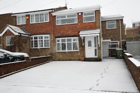 4 bedroom semi-detached house for sale - Kirkcroft Avenue, Killamarsh, Sheffield, S21