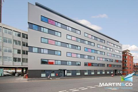 1 bedroom apartment to rent - Honduras Wharf, Summer Lane, Birmingham, B19