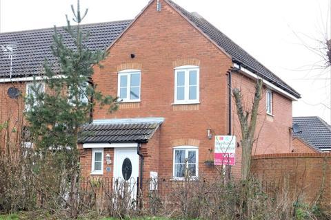 3 bedroom semi-detached house to rent - Eden Close, Hilton