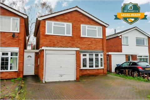 3 bedroom link detached house for sale - Mercia Close, Coton Green