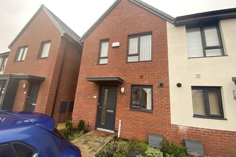 2 bedroom end of terrace house for sale - Clos Pentre, The Quays