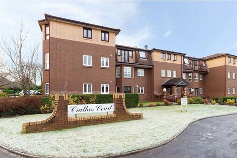 1 bedroom apartment for sale - Crathes Court, Hazelden Gardens, Glasgow