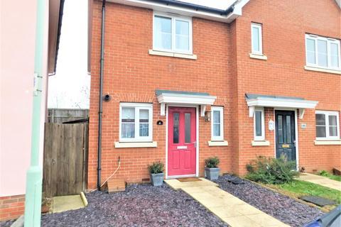 2 bedroom semi-detached house for sale - Buzzard Rise, Stowmarket