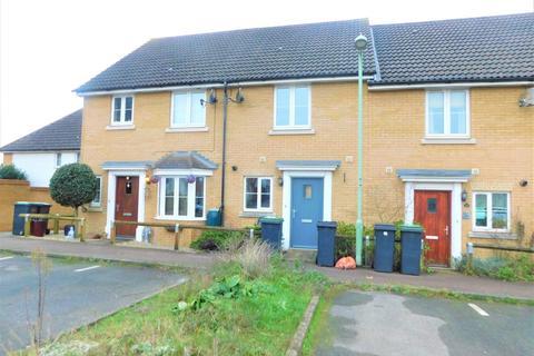 2 bedroom terraced house for sale - Harrier Way, Stowmarket