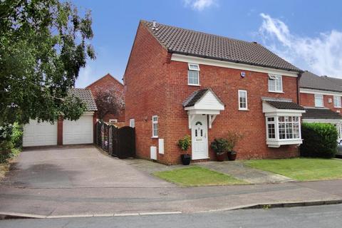 4 bedroom detached house for sale - Quickswood, Barton Hills, Luton, Bedfordshire, LU3 3XT