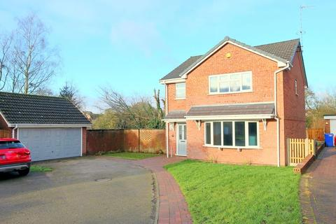 4 bedroom detached house for sale - Buckland Grove, Trentham