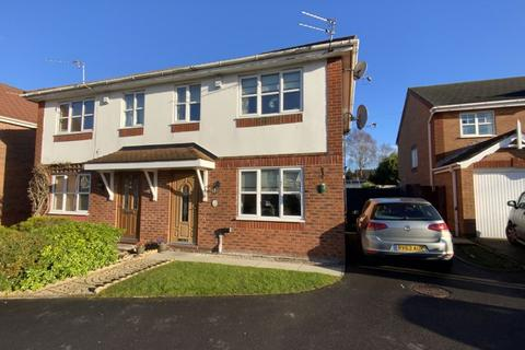 3 bedroom semi-detached house for sale - James Drive, Hyde