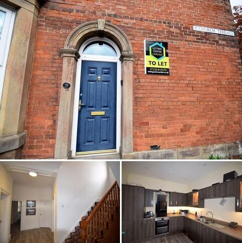 Property to rent - Church Terrace, Carlisle