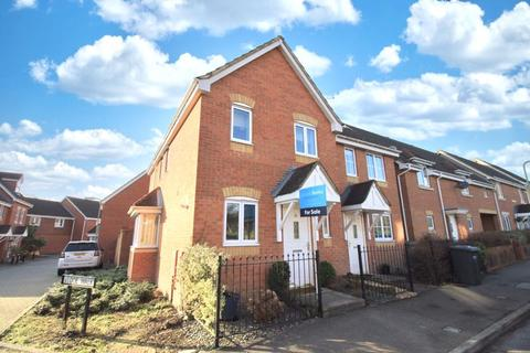 2 bedroom semi-detached house for sale - Fawn Crescent, Hedge End