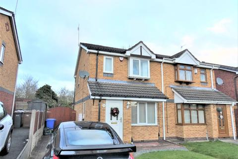 3 bedroom semi-detached house to rent - Bronte Grove, Milton, Stoke-on-Trent, ST2 7QF