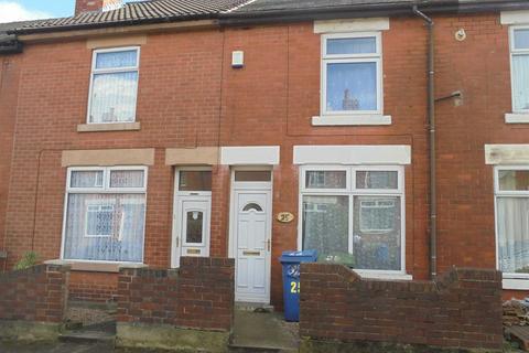 2 bedroom terraced house to rent - Harrington Street, Mansfield