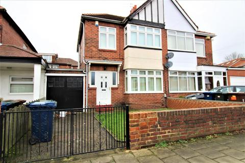 3 bedroom semi-detached house to rent - Ewbank Avenue, Newcastle Upon Tyne