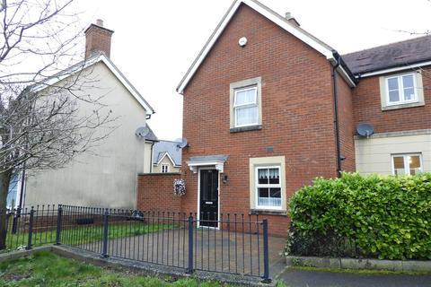 3 bedroom end of terrace house for sale - Eastbury Way, Swindon