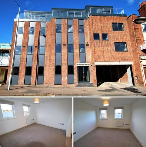 2 bedroom penthouse to rent - Regent House, London Road, Oadby