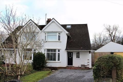 4 bedroom semi-detached house for sale - Grange Crescent, West Cross