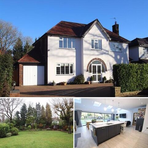 5 bedroom detached house for sale - Pownall Road, Pownall Park, Wilmslow