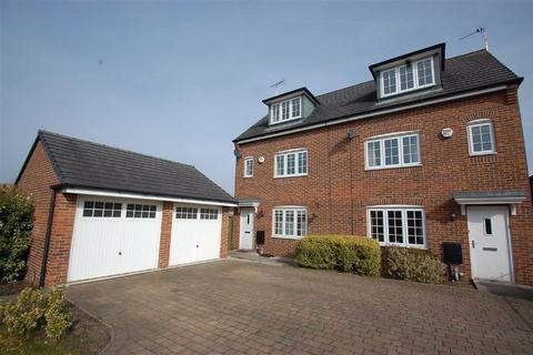 4 bedroom semi-detached house for sale - Stanier Close, Lyme Green, Macclesfield