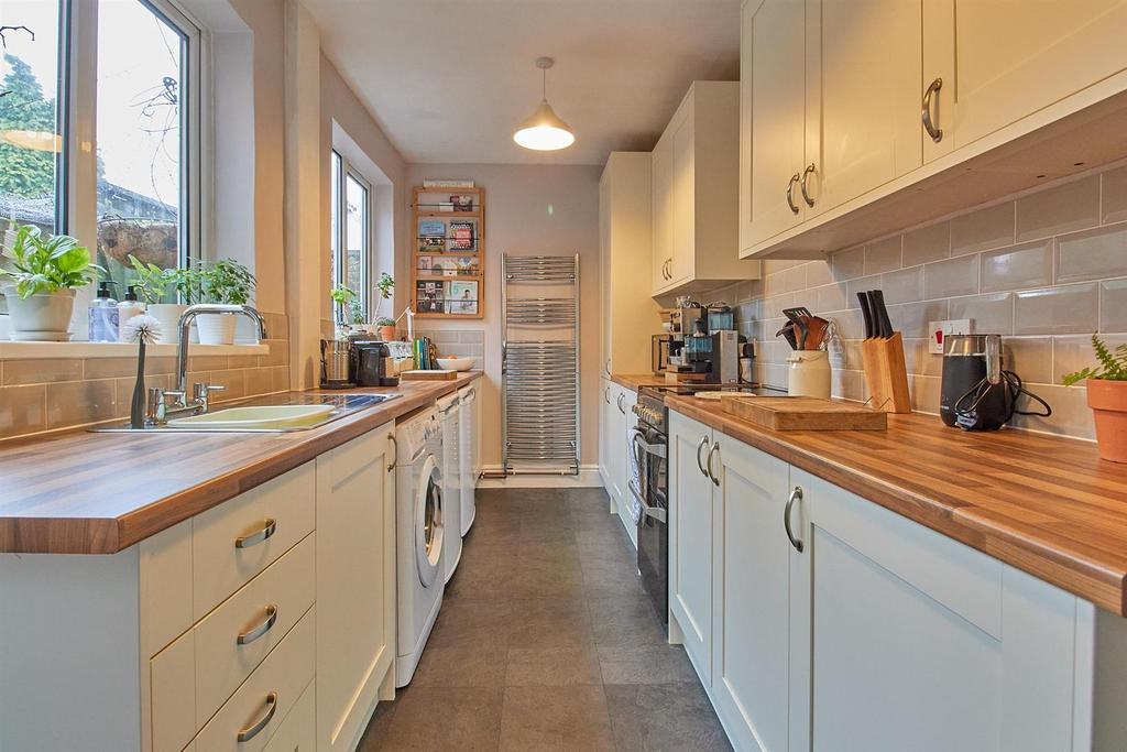 Extended and Refitted Kitchen to Rear