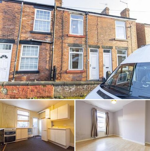 2 bedroom terraced house for sale - Sydney Street, Brampton, Chesterfield