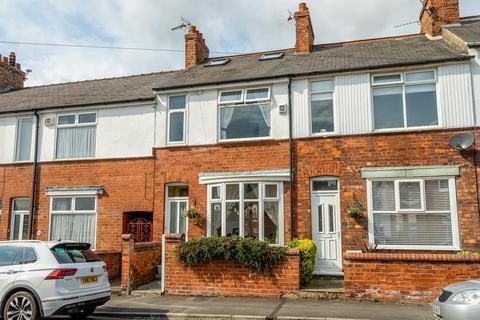 4 bedroom terraced house for sale - Berkeley Terrace, Holgate, York