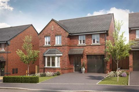4 bedroom detached house for sale - Plot The Haddenham - 118, The Haddenham - Plot 118 at New Homes at Kiln Meadows, Land off Woodland Road  DE15