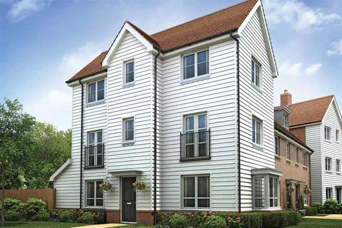 4 bedroom townhouse for sale - The Willington - Plot 20 at Langley Park, Langley Park, Edmett Way ME17