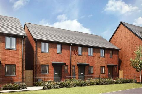 Taylor Wimpey - Burridge Green at Whiteley Meadows - The Byford - Plot 49 at Kestrel Park, Bursledon Road, Bursledon SO31