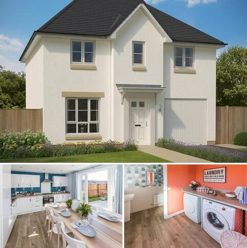 4 bedroom detached house for sale - Plot 13, Fenton at Wallace Fields - Phase 2, Auchinleck Road, Glasgow, GLASGOW G33