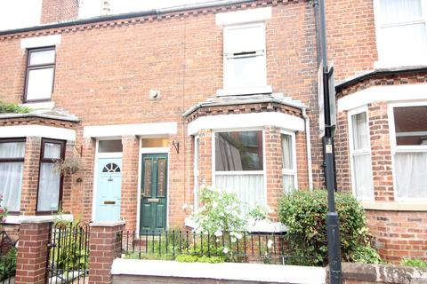 3 bedroom terraced house to rent - Louise Street, Chester, CH1
