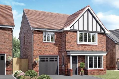4 bedroom detached house for sale - Plot 35, Chipping at Holcombe Gardens, New Bury Road, Ramsbottom BL0