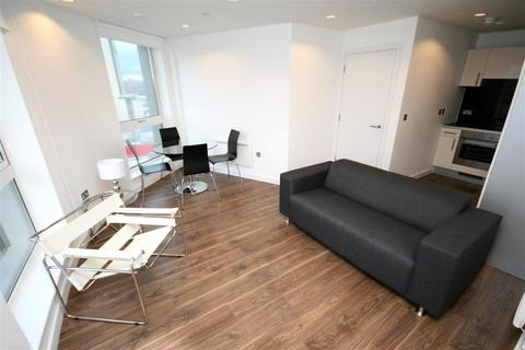 2 bedroom apartment - The Heart Media City Salford Quays M50