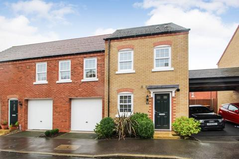 2 bedroom semi-detached house for sale - Griffin Way, Kempston, Bedford