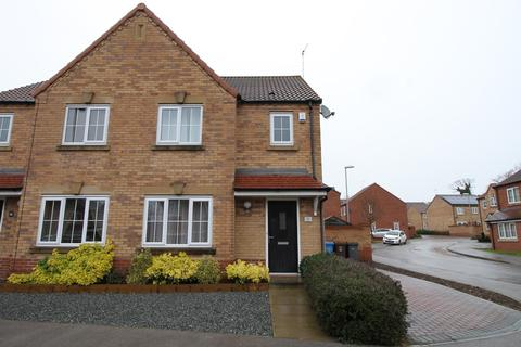 3 bedroom terraced house for sale - Oxland Drive, Hull, Yorkshire, HU8