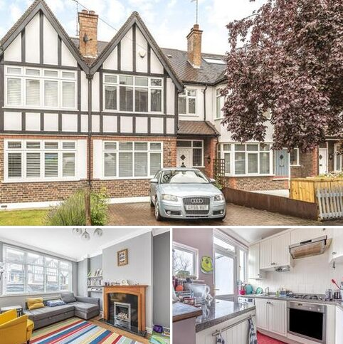 3 bedroom terraced house for sale - Durham Road, Bromley