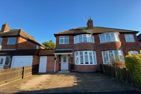 3 bedroom semi-detached house for sale - Parkstone Road, Leicester LE5